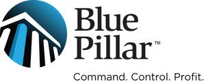 Blue Pillar